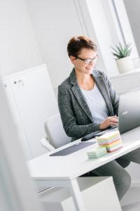 Eva Dragosits, SEO-Texterin und Bloggerin, Unternehmen querdenk in Wels