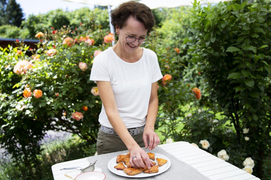Eva Dragosits, Foodbloggerin, Blog ichmussbacken.com, Texterin, Wels