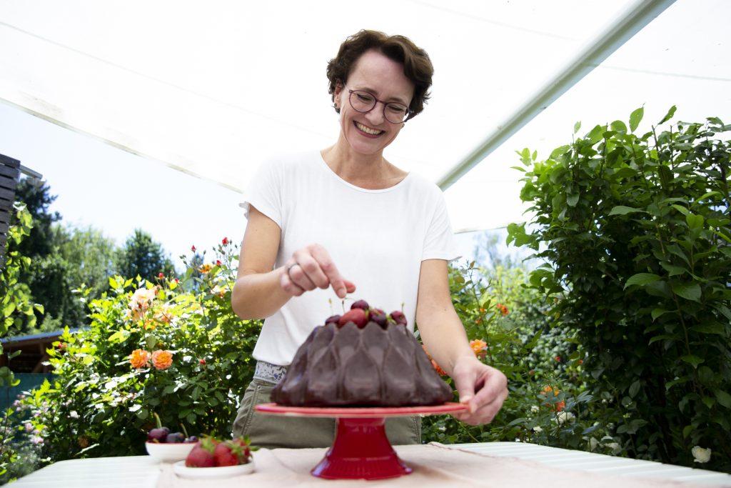 Eva Dragosits, Blog ichmussbacken.com, Foodbloggerin, laktosefreies Backen, Wels
