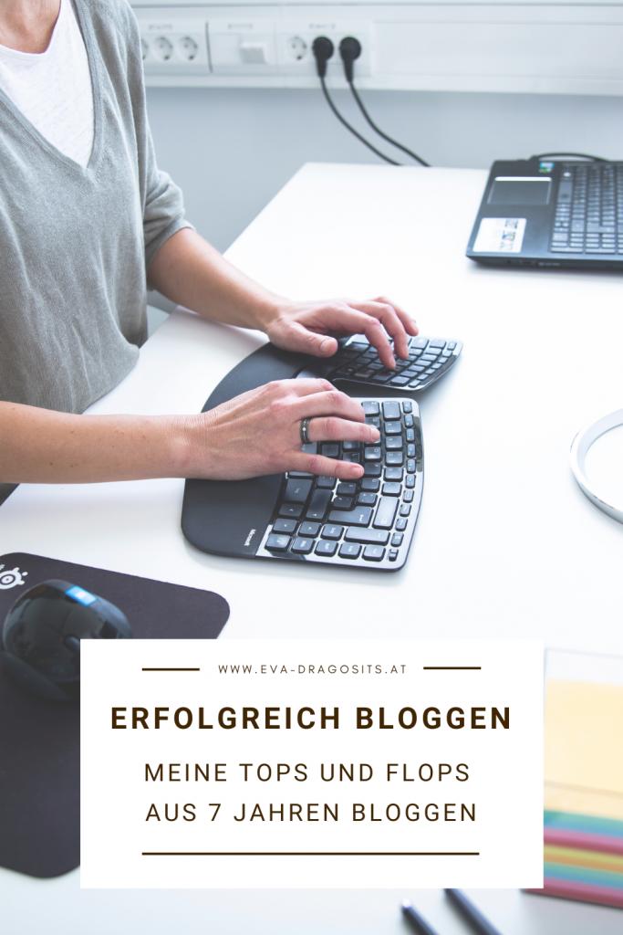 Erfolgreich Bloggen, Eva Dragosits
