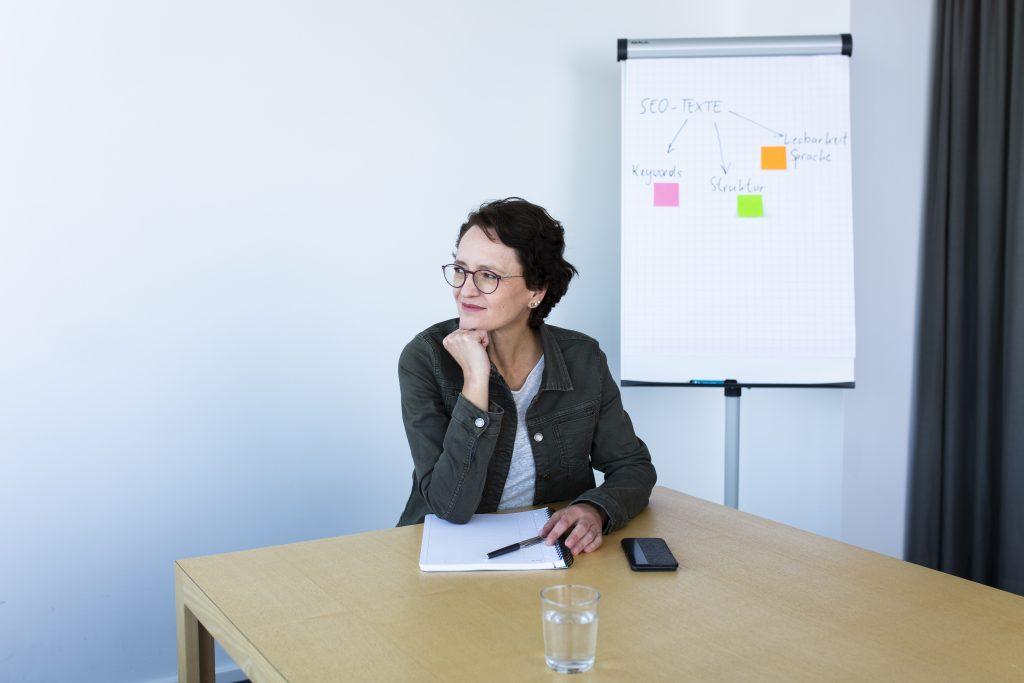 Beispielbild Blogpost Was bringt ein Blog kleinen Unternehmen; Eva Dragosits, Texterin